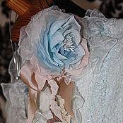 """Одежда ручной работы. Ярмарка Мастеров - ручная работа Платье """" Лазурный берег"""". Handmade."""