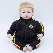 Куклы Reborn ручной работы. Ярмарка Мастеров - ручная работа Кукла Reborn, футболист Бельгия. Handmade.