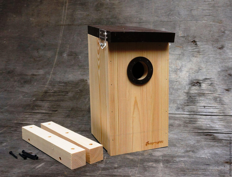 Birdhouse for the birds `Grand`