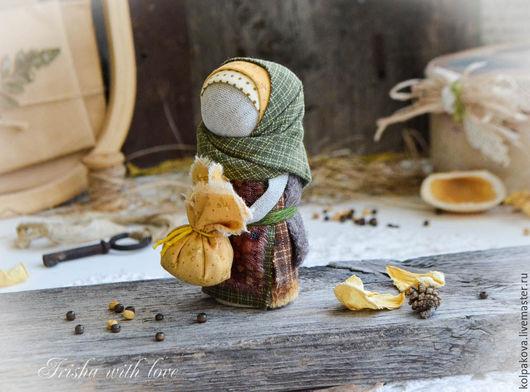 """Народные куклы ручной работы. Ярмарка Мастеров - ручная работа. Купить кукла-оберег Подорожница """"Дальние дали"""".. Handmade."""