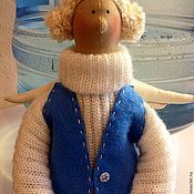 Куклы и игрушки handmade. Livemaster - original item Guardian angel of home comfort. Handmade.