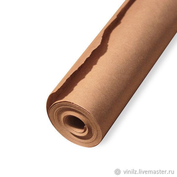 Бумага упаковочная в рулонах в минске
