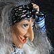 Сказочные персонажи ручной работы. Ярмарка Мастеров - ручная работа. Купить Баба Яга(3). Handmade. Разноцветный, игрушка, коллекционная кукла