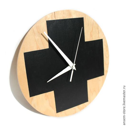 """Часы для дома ручной работы. Ярмарка Мастеров - ручная работа. Купить Часы настенные """"ЭКО ЧЕРНЫЙ"""". Часы ручной работы.. Handmade."""