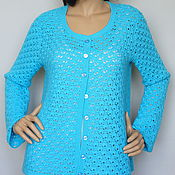 Одежда handmade. Livemaster - original item Jacket cashmere