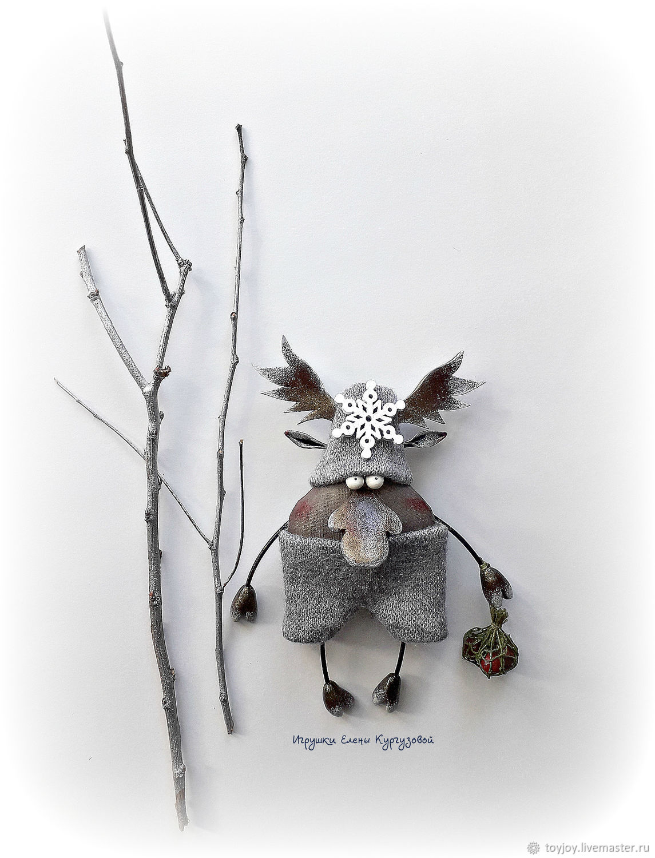 Так вот ты какой, северный олень, Мини фигурки и статуэтки, Владивосток,  Фото №1