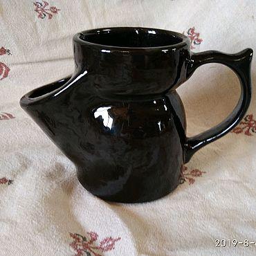 Косметика ручной работы. Ярмарка Мастеров - ручная работа Скаттл (чаша для бритья) - Английская классика. Handmade.