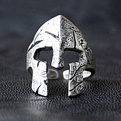 "Украшения handmade. Livemaster - original item Ring ""300 of Spartans"" of silver 925. Handmade."