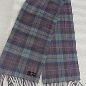 Винтаж handmade. Livemaster - original item Scarf JAMES PRINGLE WEAVERS lambswool,vintage Scotland. Handmade.