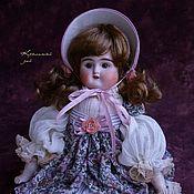 Куклы и игрушки ручной работы. Ярмарка Мастеров - ручная работа Авторская реконструкция куклы из антикварных деталей Сладкий пирожок. Handmade.