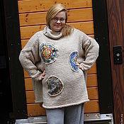 """Одежда ручной работы. Ярмарка Мастеров - ручная работа Свитер """"Сицилия"""". Handmade."""