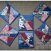 Для дома и интерьера ручной работы. Ярмарка Мастеров - ручная работа серия прихваток Праздники. Handmade.