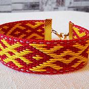 Русский стиль handmade. Livemaster - original item Bracelet Ladushka and Orapa. Handmade.