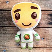 Куклы и игрушки handmade. Livemaster - original item Cookie-astronaut, the symbol of Peekaboo. Handmade.