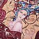 """Шали, палантины ручной работы. Ярмарка Мастеров - ручная работа. Купить Батик платок из серии """"Прекрасные дивы"""". Handmade. Батик"""