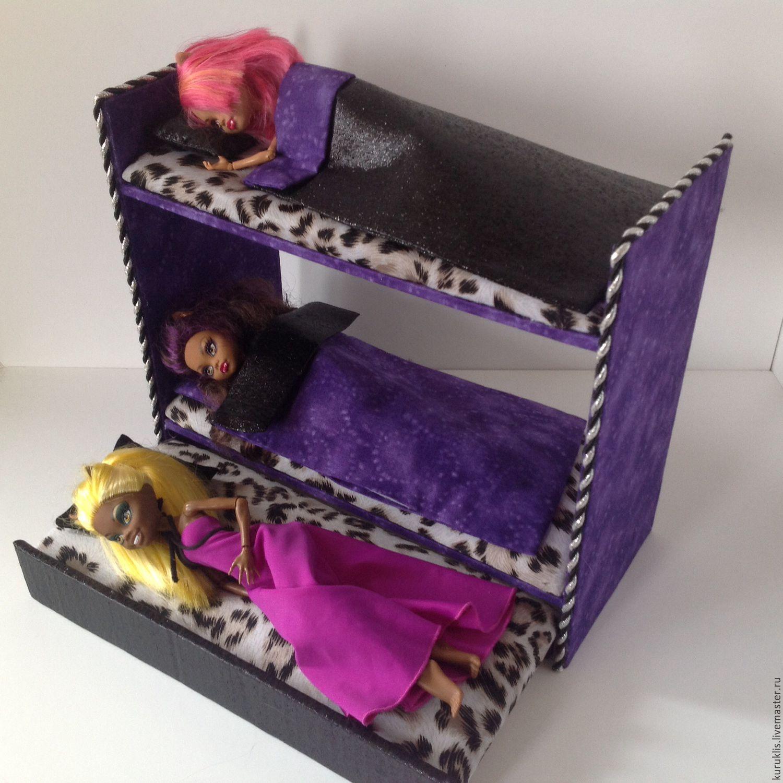 Кровать из картона: варианты конструкции - Handmade Idea 80
