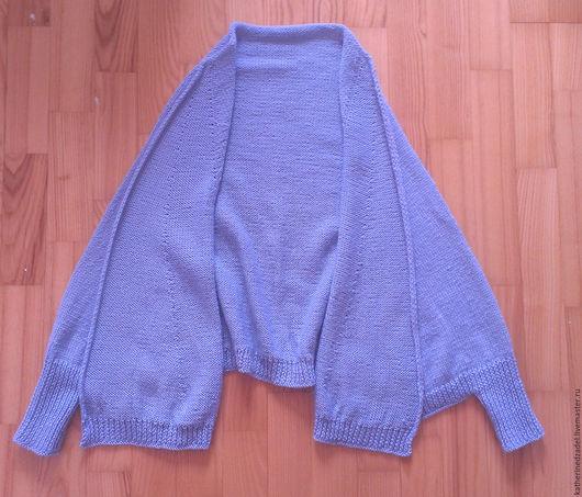 Пиджаки, жакеты ручной работы. Ярмарка Мастеров - ручная работа. Купить Пончо пастельного цвета. Handmade. Комбинированный, пончо