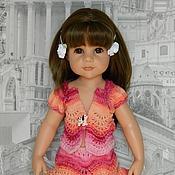 """Куклы и игрушки ручной работы. Ярмарка Мастеров - ручная работа Костюмчик """"Ягодка"""". Handmade."""