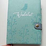 Канцелярские товары handmade. Livemaster - original item Notepad piaskowy. Handmade.