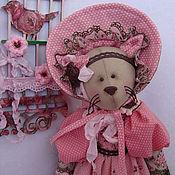 Куклы и игрушки ручной работы. Ярмарка Мастеров - ручная работа Кошечка Еmily. Handmade.