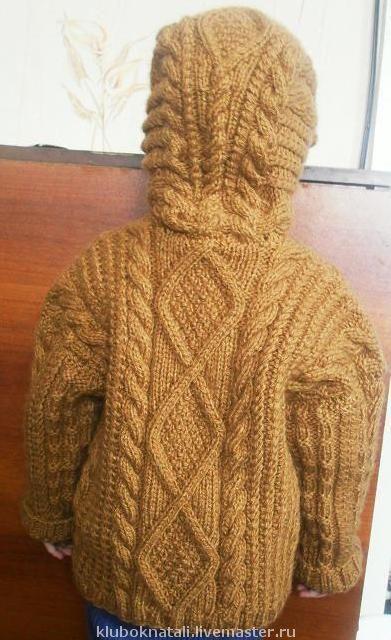 Одежда для мальчиков, ручной работы. Ярмарка Мастеров - ручная работа. Купить Куртка для мальчика. Handmade. Куртка, переплетения