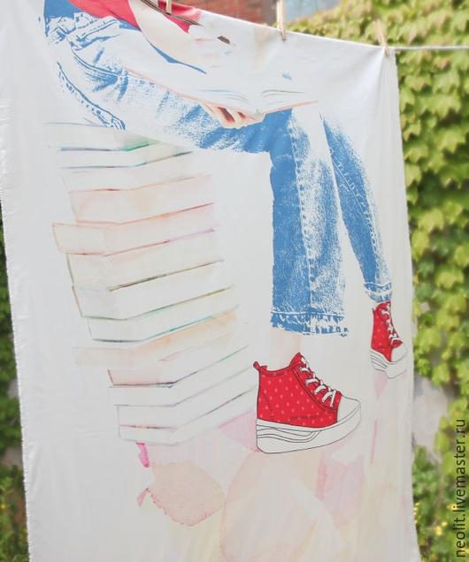 Шитье ручной работы. Ярмарка Мастеров - ручная работа. Купить 83 Хлопок  размер 106-156 см. Handmade. Разноцветный