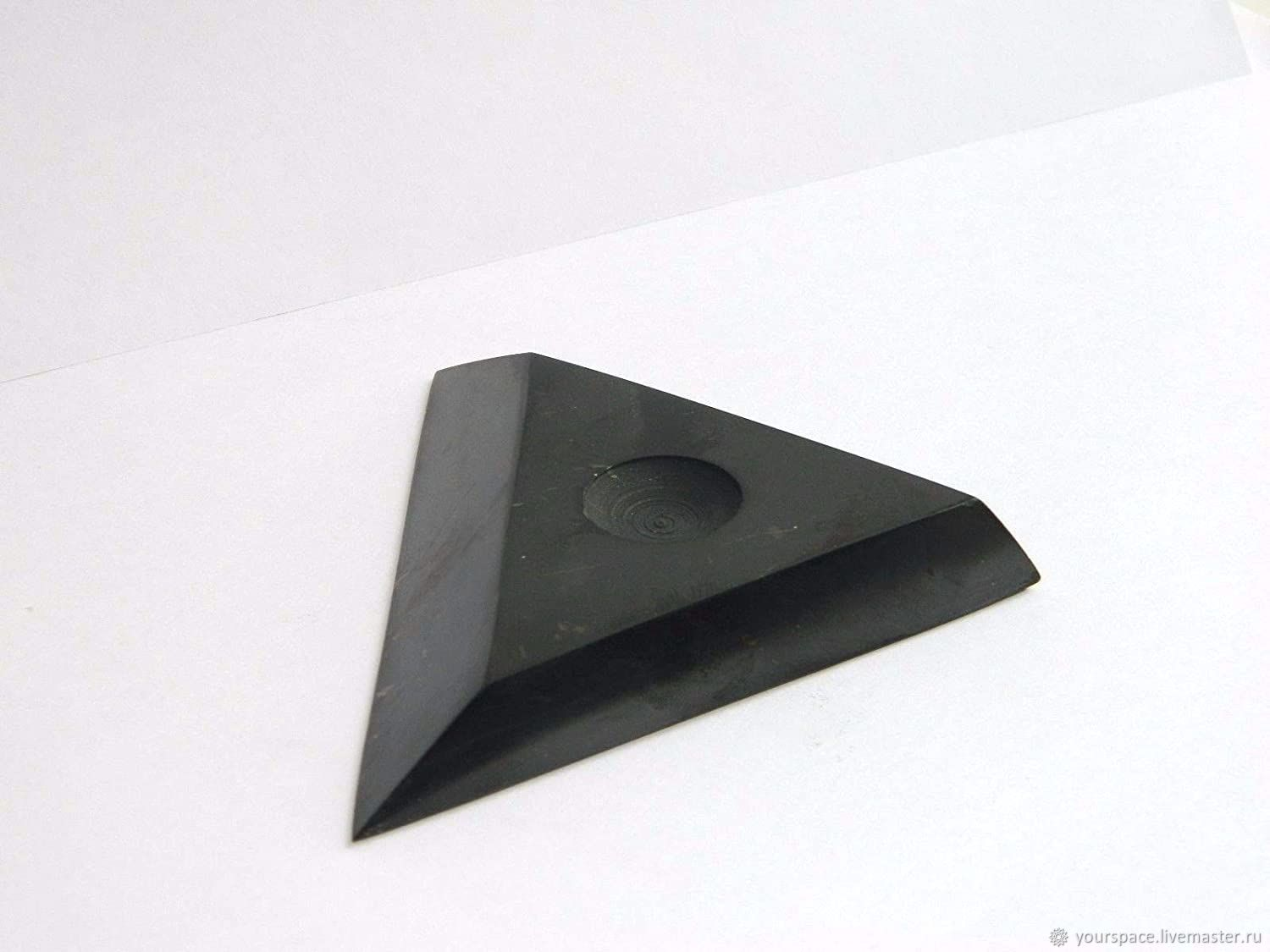 Stand made of shungite 8 cm polished, Stones, St. Petersburg,  Фото №1