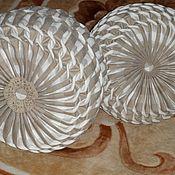 Для дома и интерьера handmade. Livemaster - original item Set interior linen pillows. Handmade.