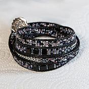 Украшения handmade. Livemaster - original item Bracelet Winding Chain Bracelet Rocker Bracelet Unisex. Handmade.