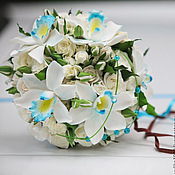 Цветы и флористика ручной работы. Ярмарка Мастеров - ручная работа Тиффани. Handmade.