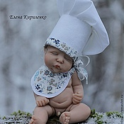 Куклы и игрушки ручной работы. Ярмарка Мастеров - ручная работа Шеф-повар. Handmade.
