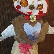 Куклы и игрушки ручной работы. Ярмарка Мастеров - ручная работа Масленица печальная. Handmade.