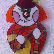 Для дома и интерьера ручной работы. Ярмарка Мастеров - ручная работа Часы настенные. Handmade.