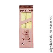 Материалы для творчества ручной работы. Ярмарка Мастеров - ручная работа Японские иглы для  кукол и мишек Тедди. Handmade.