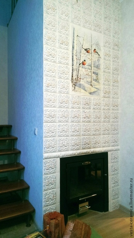 Fireplace 'Meringue', Fireplaces, Moscow,  Фото №1