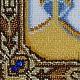 """Иконы ручной работы. Образ """"Спас Вседержитель"""". Инна. Ярмарка Мастеров. Икона на заказ, икона бисером, музейное стекло"""