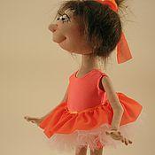 Куклы и игрушки ручной работы. Ярмарка Мастеров - ручная работа кукла текстильная, трикотаж.. Handmade.