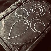 "Фен-шуй и эзотерика handmade. Livemaster - original item Grimoire ""Divine Astrology"".. Handmade."