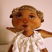 Куклы и игрушки ручной работы. Ярмарка Мастеров - ручная работа Ангелушка (1). Handmade.