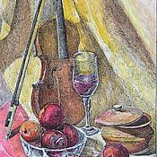 Картины и панно ручной работы. Ярмарка Мастеров - ручная работа Элегия. Handmade.