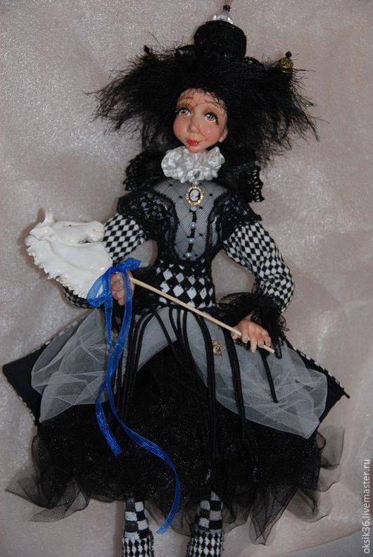 Коллекционные куклы ручной работы. Ярмарка Мастеров - ручная работа. Купить Шахматная королева. Handmade. Подарок на любой случай