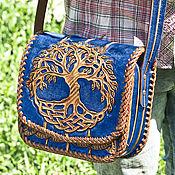 Сумки и аксессуары handmade. Livemaster - original item Bag handmade Tree of life. Handmade.