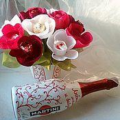 Сувениры и подарки ручной работы. Ярмарка Мастеров - ручная работа Декорирование Martini Asti. Handmade.