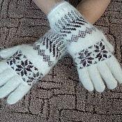 Аксессуары handmade. Livemaster - original item Winter. Handmade.