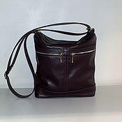 Сумки и аксессуары handmade. Livemaster - original item Bag leather 193 and. Handmade.