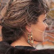 Украшения handmade. Livemaster - original item Earrings dvojcatka