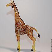 Для дома и интерьера ручной работы. Ярмарка Мастеров - ручная работа Коллекция Жирафов № 2. Handmade.
