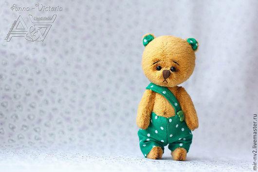 Мишка Тоби из серии `мишки Тедди`. 9 см. Мир Voobrazharium