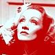 """Серьги ручной работы. """"Марлен Дитрих"""" крупные серьги барокко в винтажном стиле. Johanna Ferrius Винтаж и изящество (johanna-ferrius). Ярмарка Мастеров."""