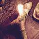 """Освещение ручной работы. Заказать Настольная лампа """"Мишкина лампа"""". Дизайн-мастерская EcoShiningHome (eco2014). Ярмарка Мастеров. Свет"""